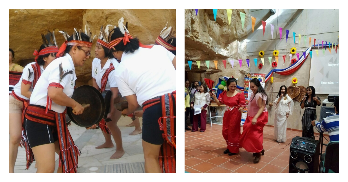 COLOURFUL SOCIETY: Culture and flavours of the Philippines in the Municipality of Strovolos