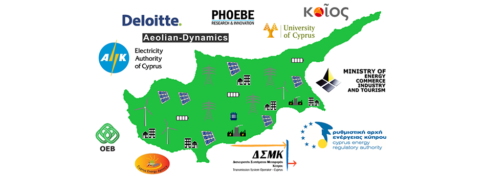 The KIOS Center of Excellence coordinates a new research project for empowering the Cyprus power system with new tools and technologies