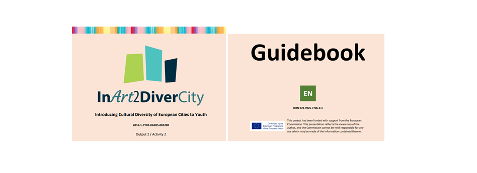 InART2DiverCity Project - Guidebook for the teaching of Art in VET