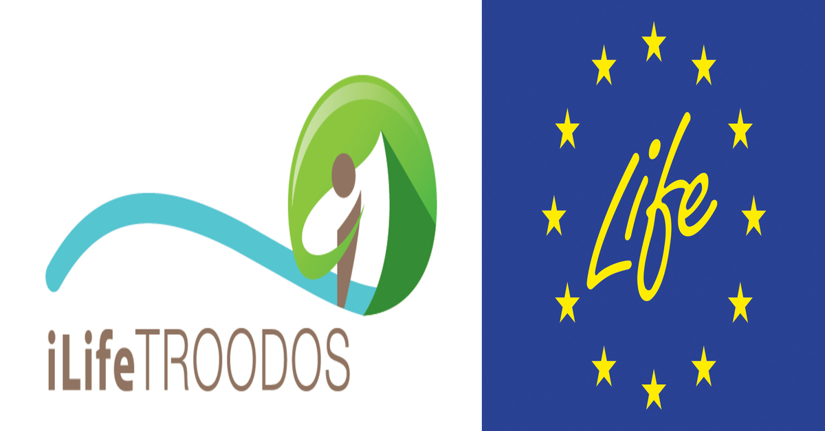 Information campaign on ecosystem services provided by Troodos National Forest Park
